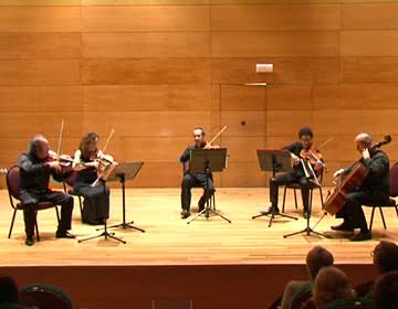 Imagen de Camerata Virtuosi interpretó el concierto tributo The Beatles and Simon y Garfunkel