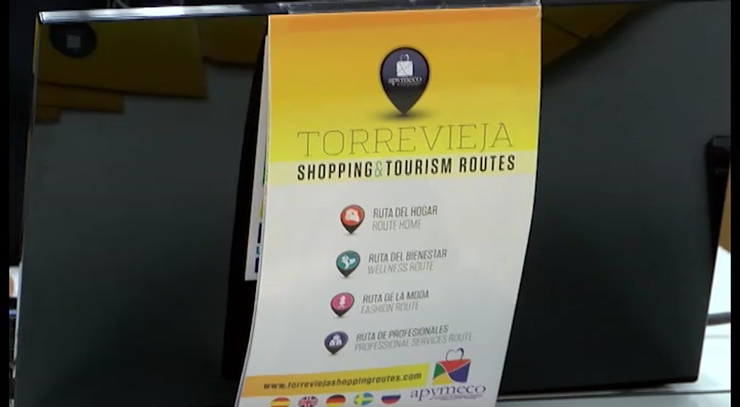 Imagen de Apymeco presenta el proyecto Torrevieja shopping and Tourism Routes