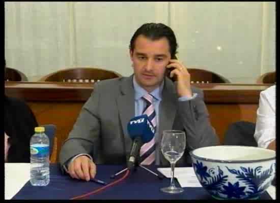 Reunión del jurado y fallo del 44º Premio Diego Ramírez Pastor,  celebrado en el RCNT