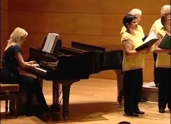 Concierto de la Coral Nuevo Amanecer en el Palacio de la Música
