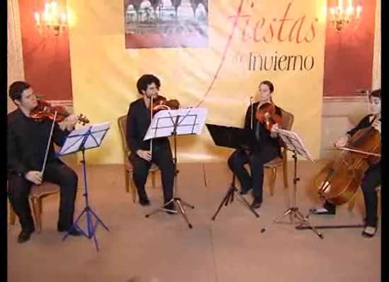 Concierto Cuarteto de Cuerda Ars Aetheria