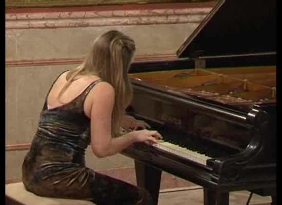 Concierto de Piano: Irene Rubio