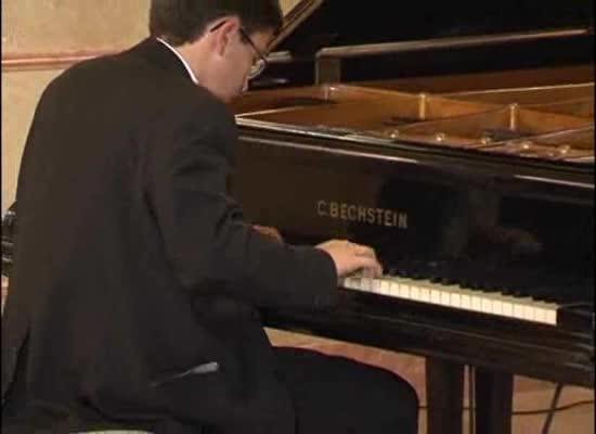 Concierto de Piano: Carlos Santo
