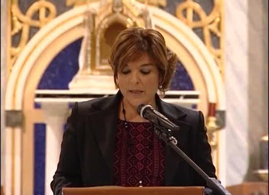 Pregón Fiestas Patronales, a cargo de Lola Canales