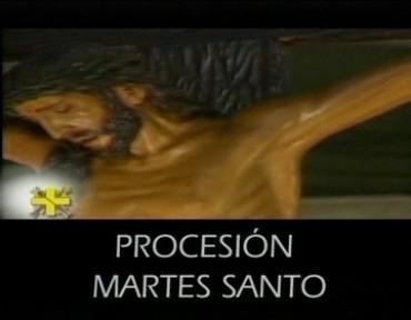 Procesión Martes Santo 2011