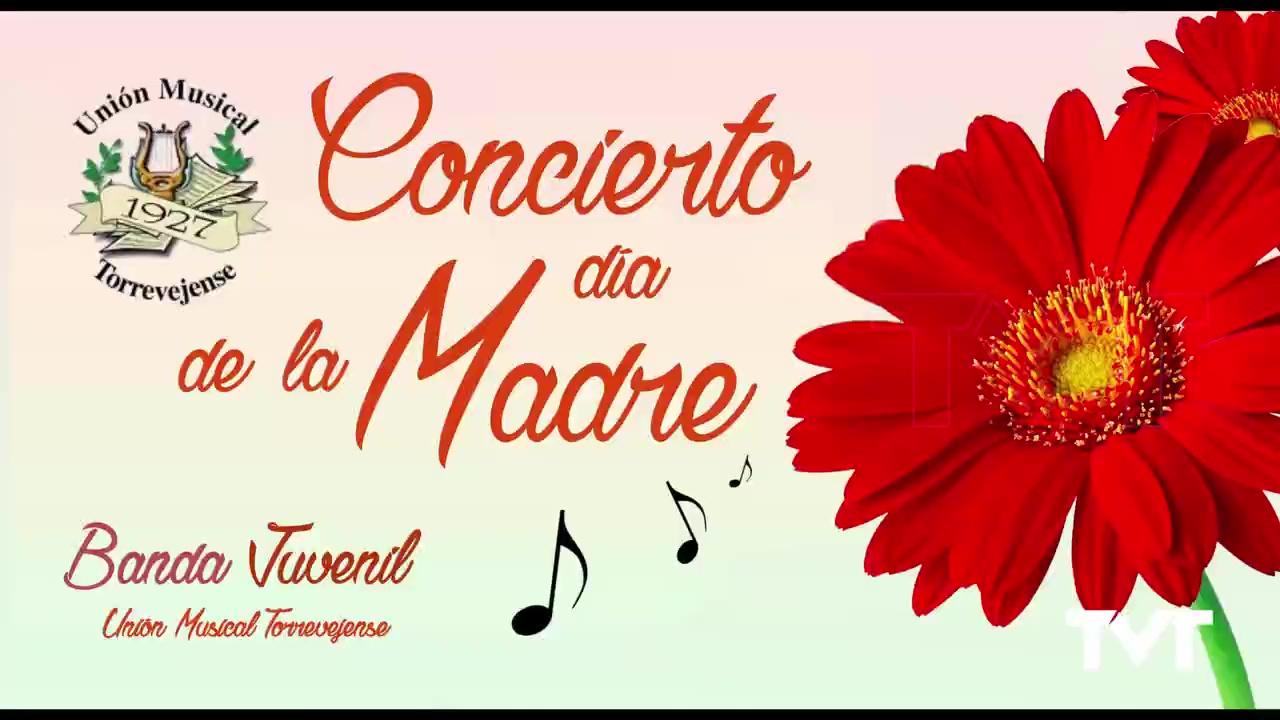 Concierto Banda Juvenil UMT Día de la Madre