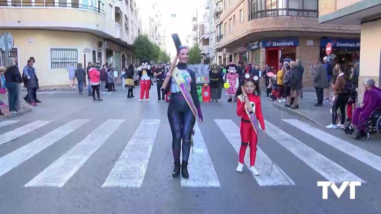 II Desfile Infantil