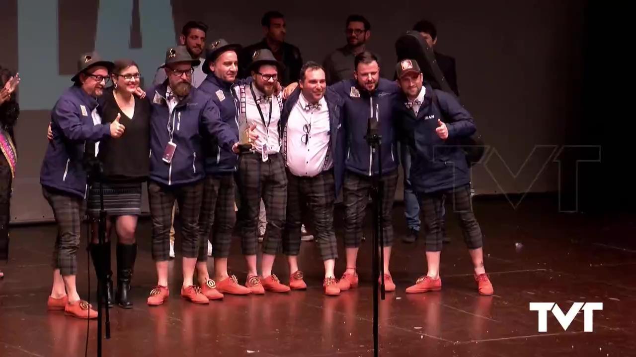 Concurso de Comparsas y Chirigotas 2020