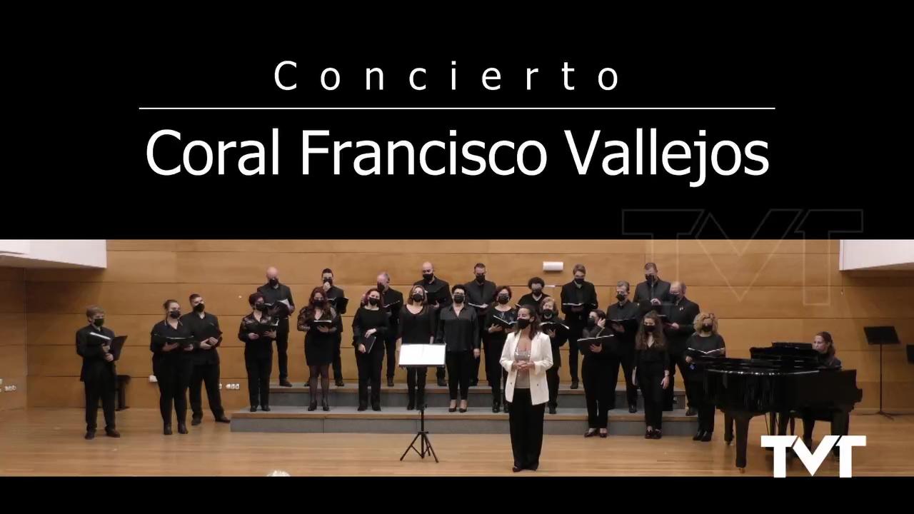 Concierto Coral Francisco Vallejos