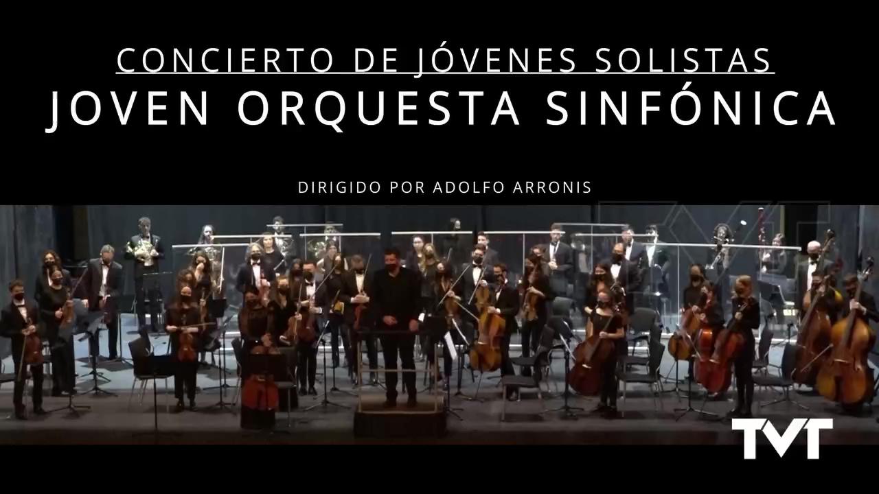 Concierto de Solistas Joven Orquesta Sinfónica
