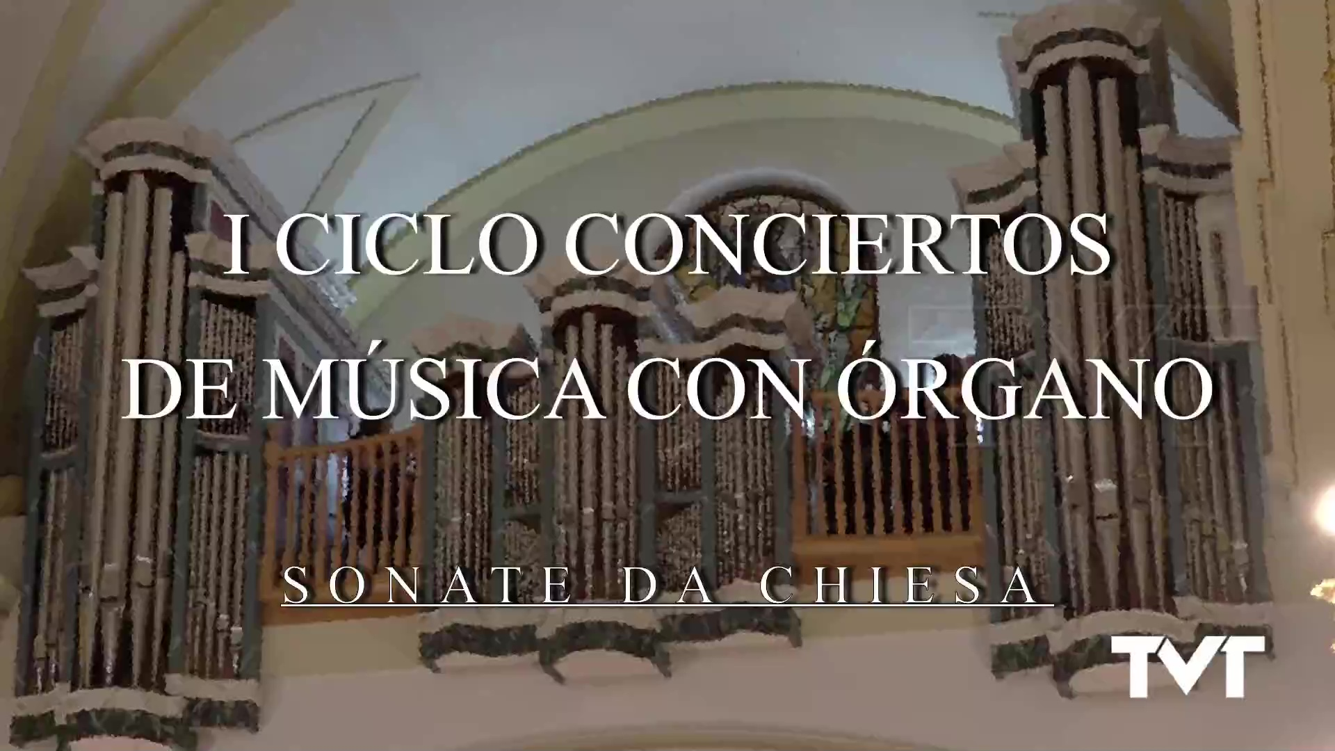 Concierto con Órgano Sonate da Chiesa