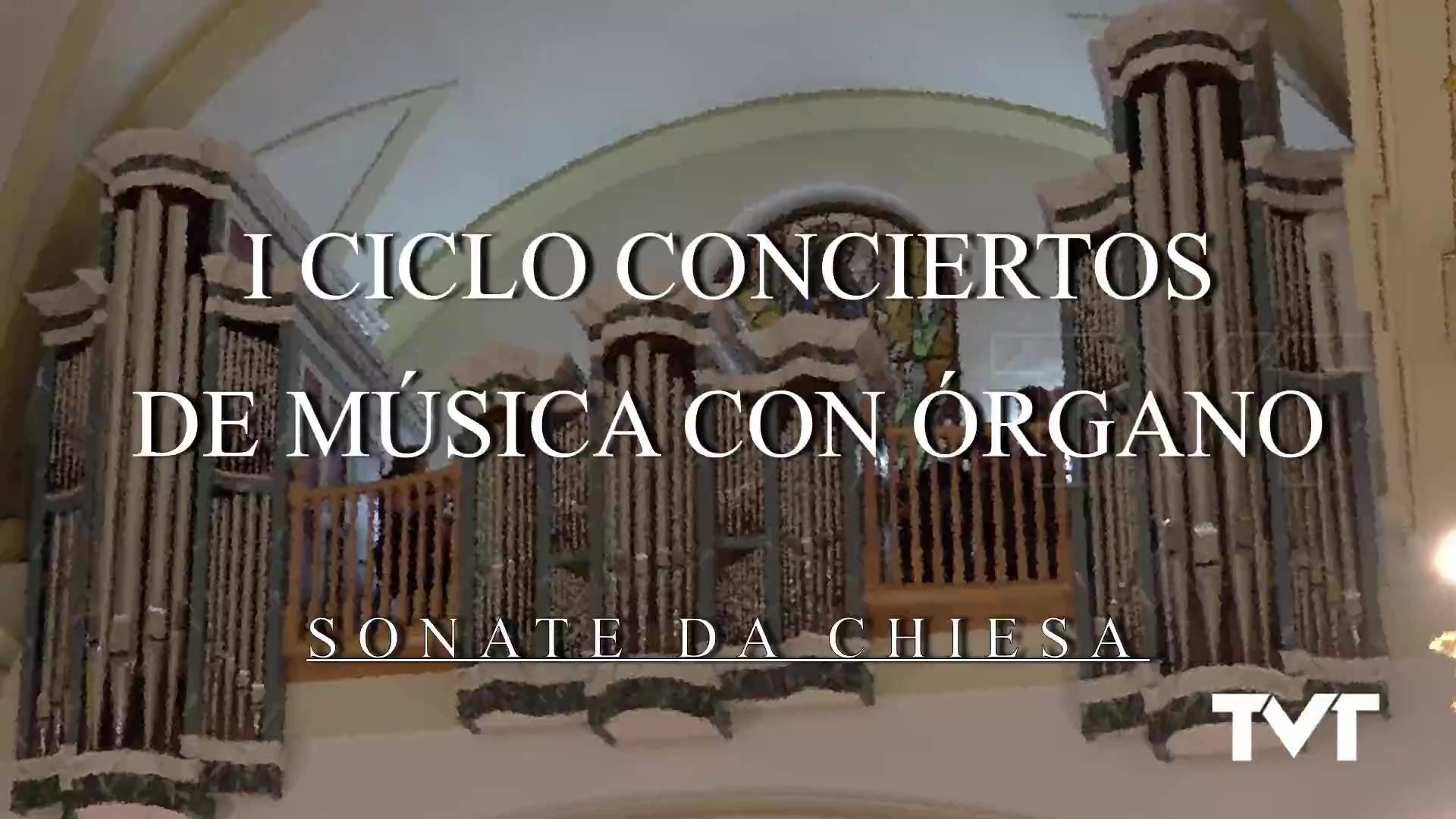 Concierto con Órgano Sonate da Chiesa