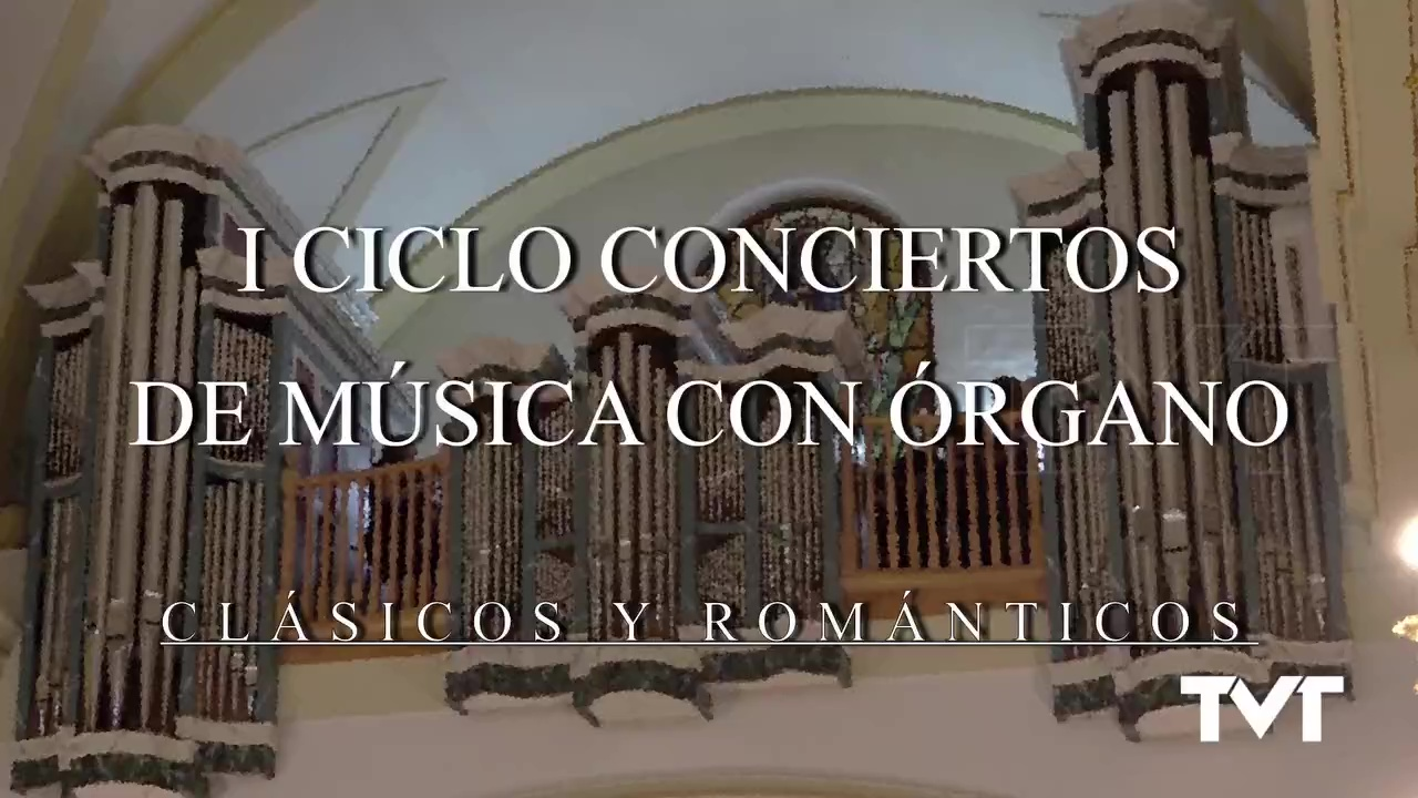 Concierto con órgano Clásicos y Románticos