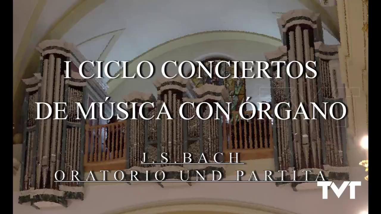 Concierto con Órgano  Oratorio und Partita