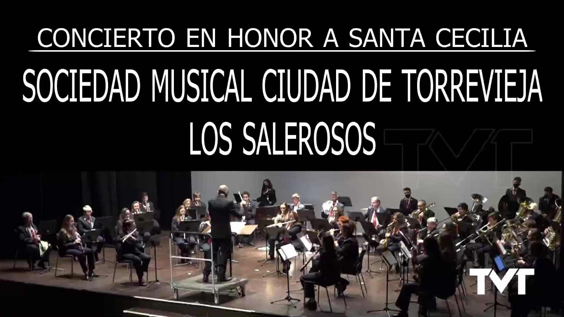 Concierto Santa Cecilia Los Salerosos