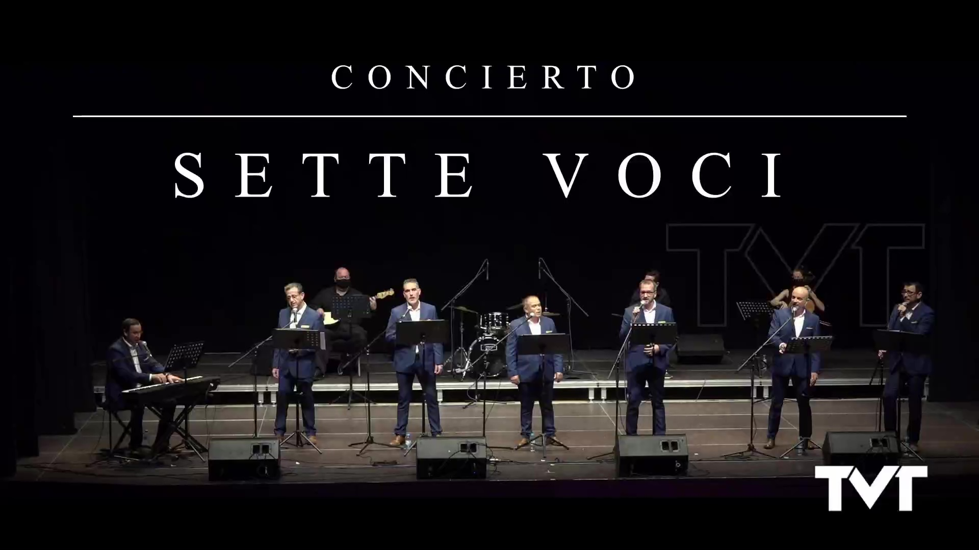 Concierto Sette Voci