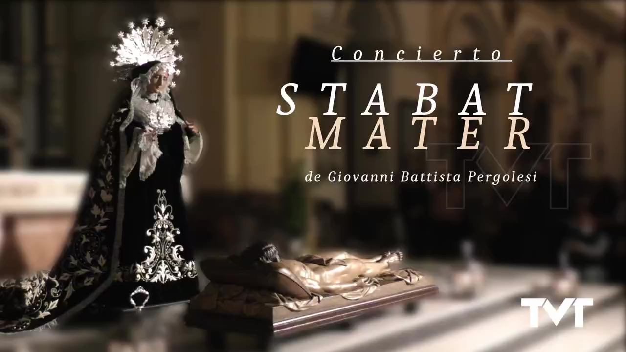 Concierto Stabat Mater