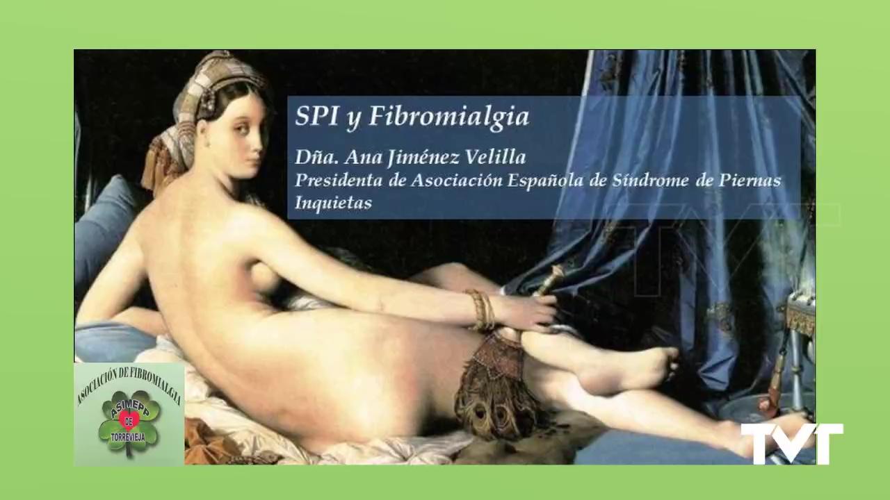 Conferencia Ana Jiménez sobre SPI