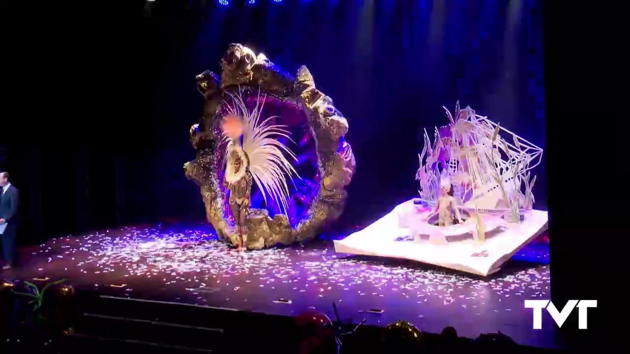 Coronación Reinas del Carnaval 2020