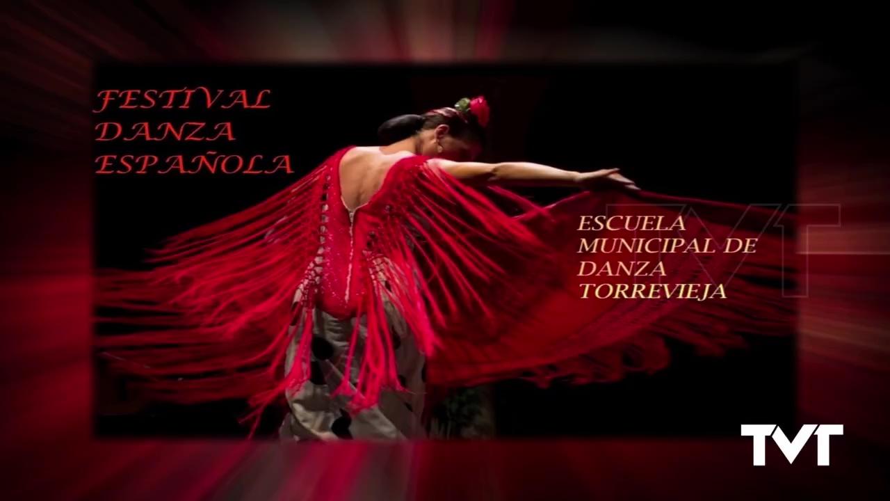 Festival Danza Española de la EMD