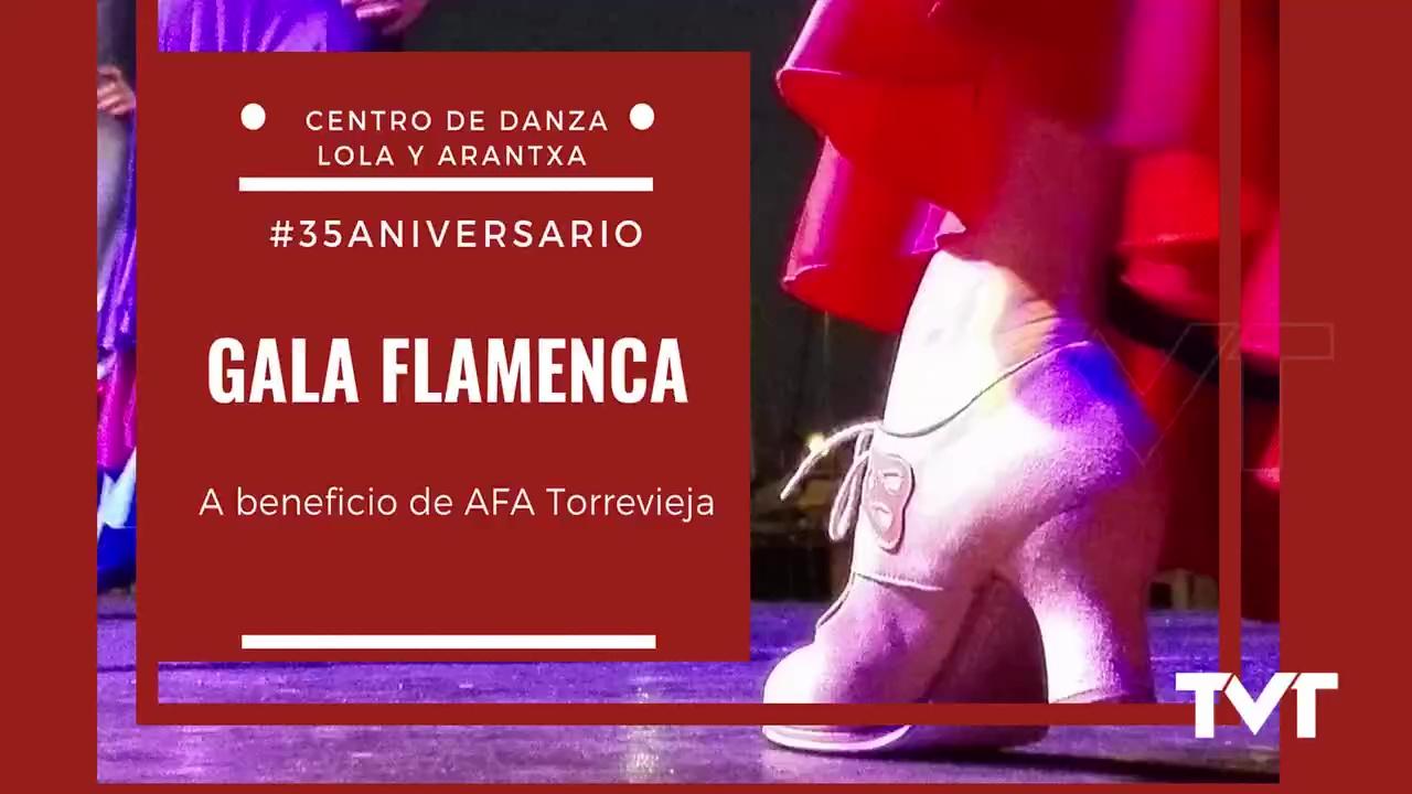 Gala Flamenca Centro de Danza Lola y Arantxa