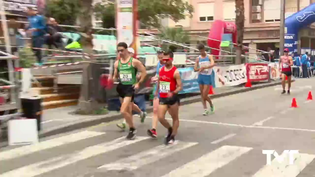 LXXXVII Campeonato Marcha en Ruta