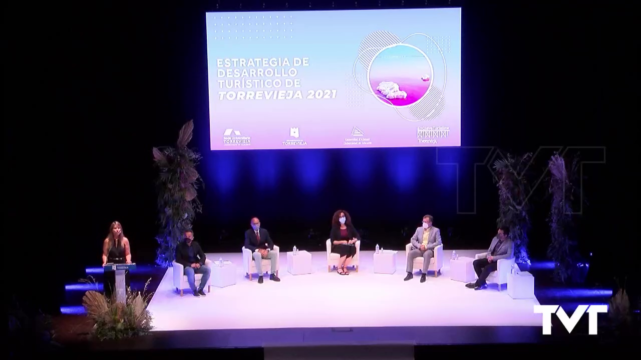 Presentación Plan Estratégico Turístico Torrevieja 2020