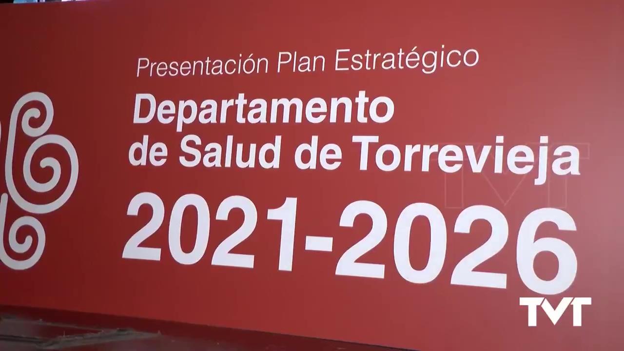 Presentación Plan Estratégico Ríbera Salud