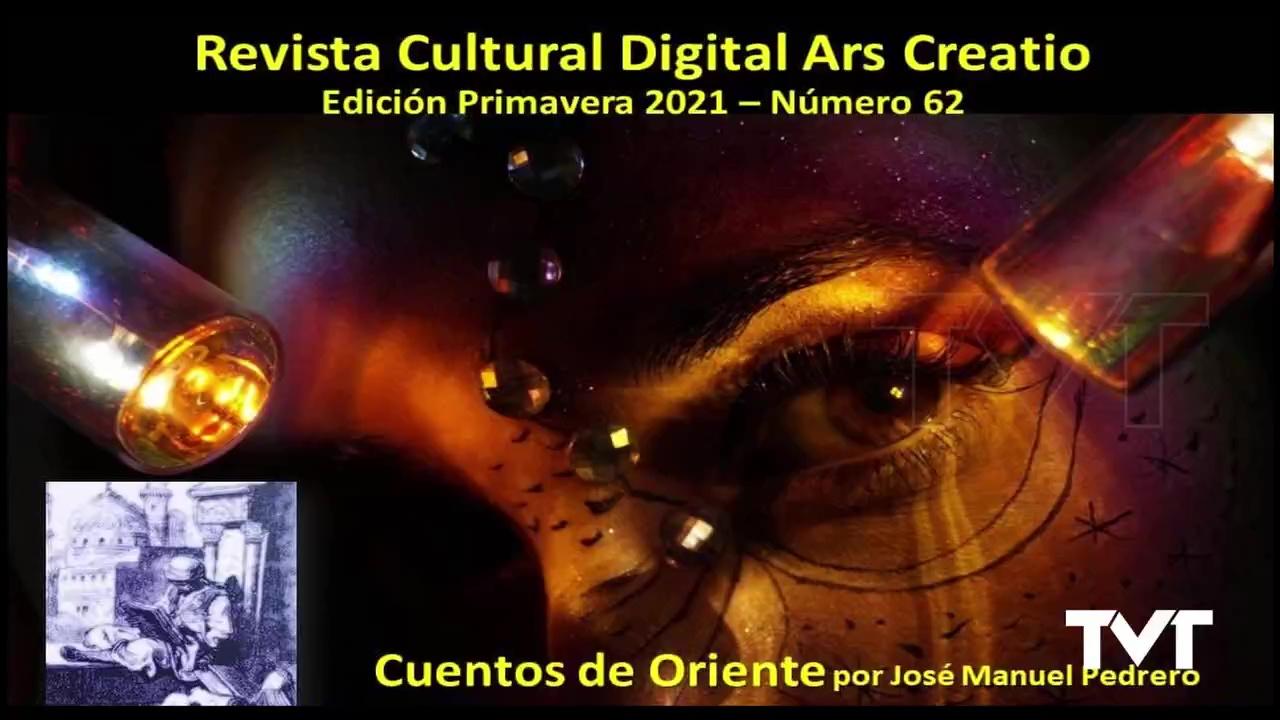 Presentación Revista Ars Creatio y Cuentos Orientales
