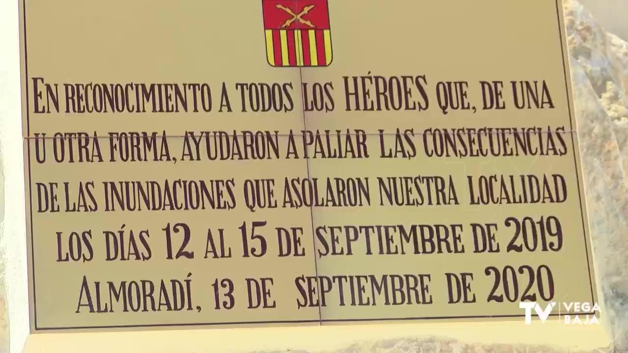 Acto Homenaje Héroes de la DANA