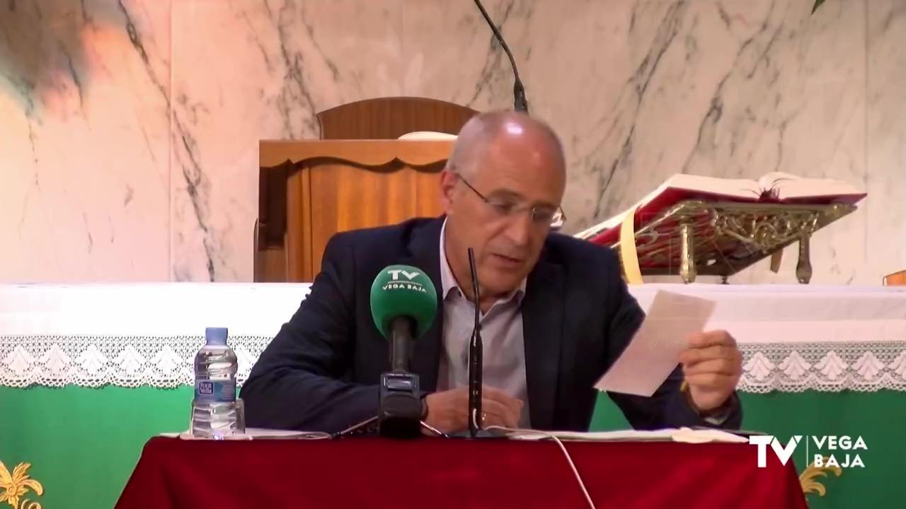 Conferencia Miguel Ángel Morcillo