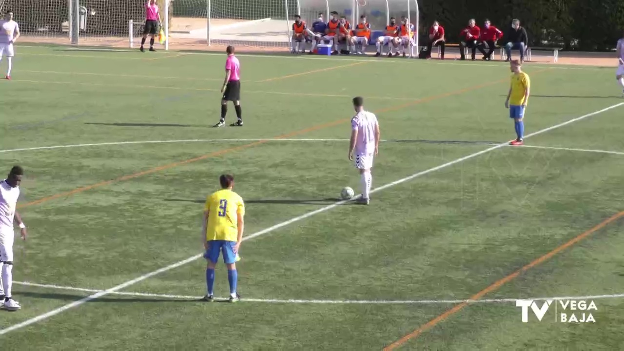 Partido Orihuela CF B - At. Torrellano