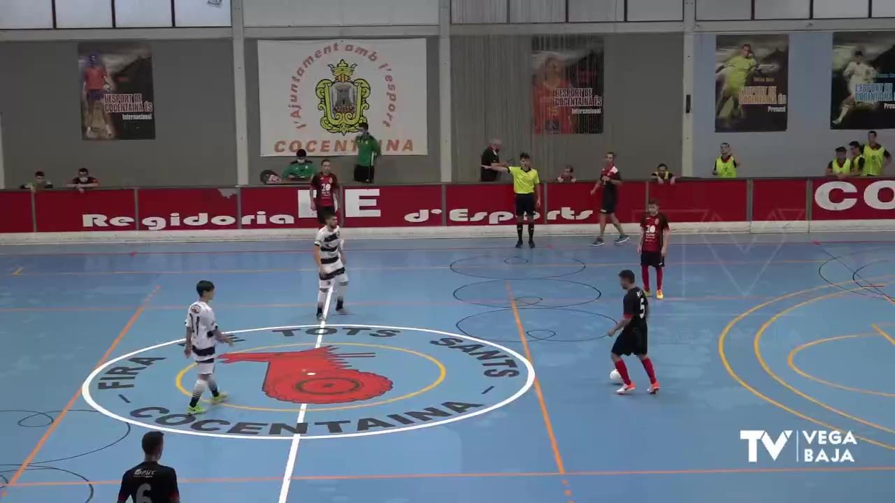 Play Off Ascenso Fútbol Sala 2º División