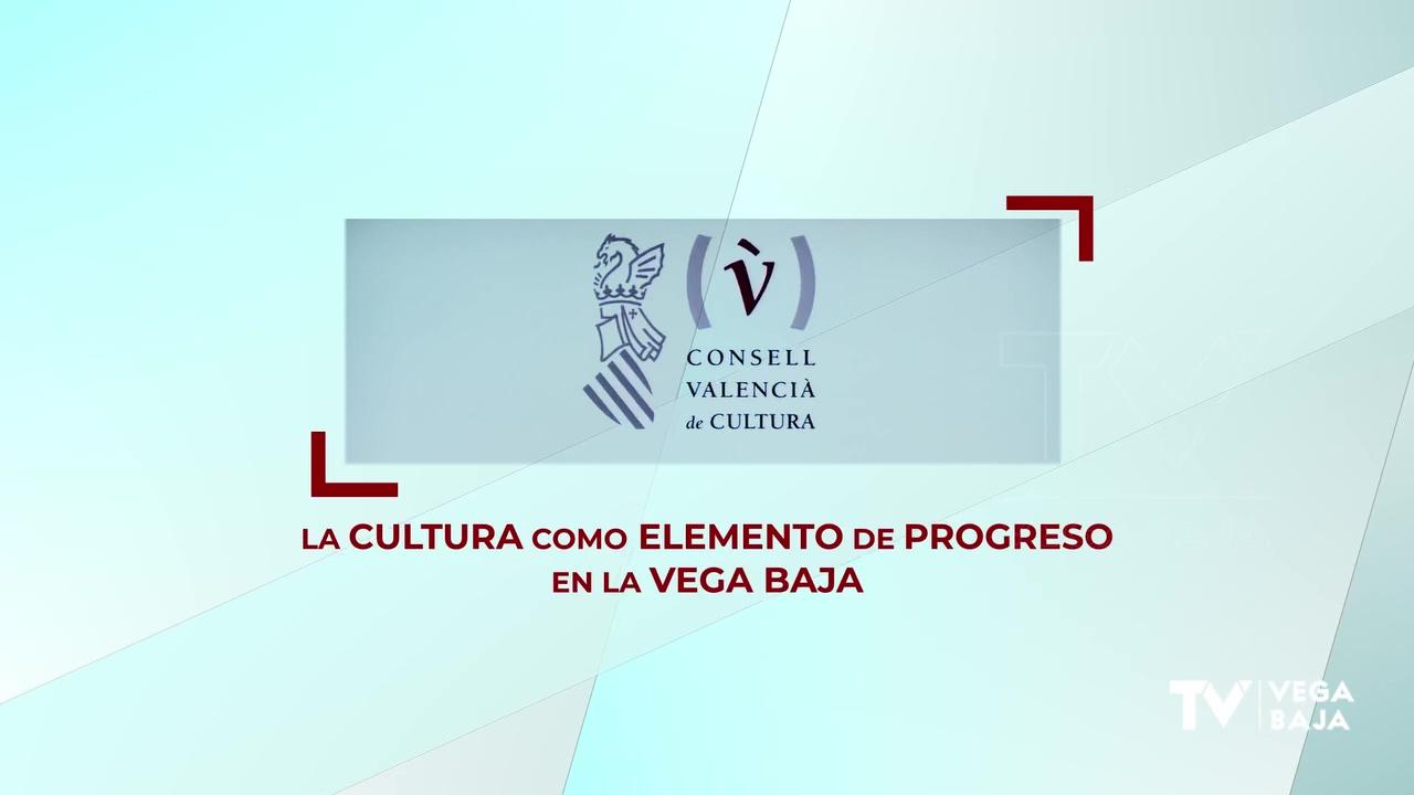 Presentación Informe Consell Cultura en Dolores