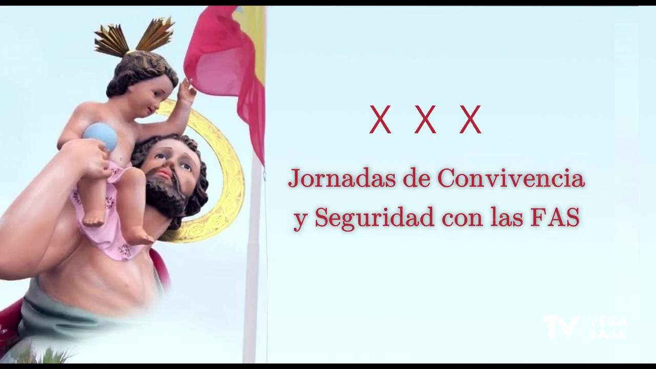 XXX Jornadas de Convivencia con las FAS