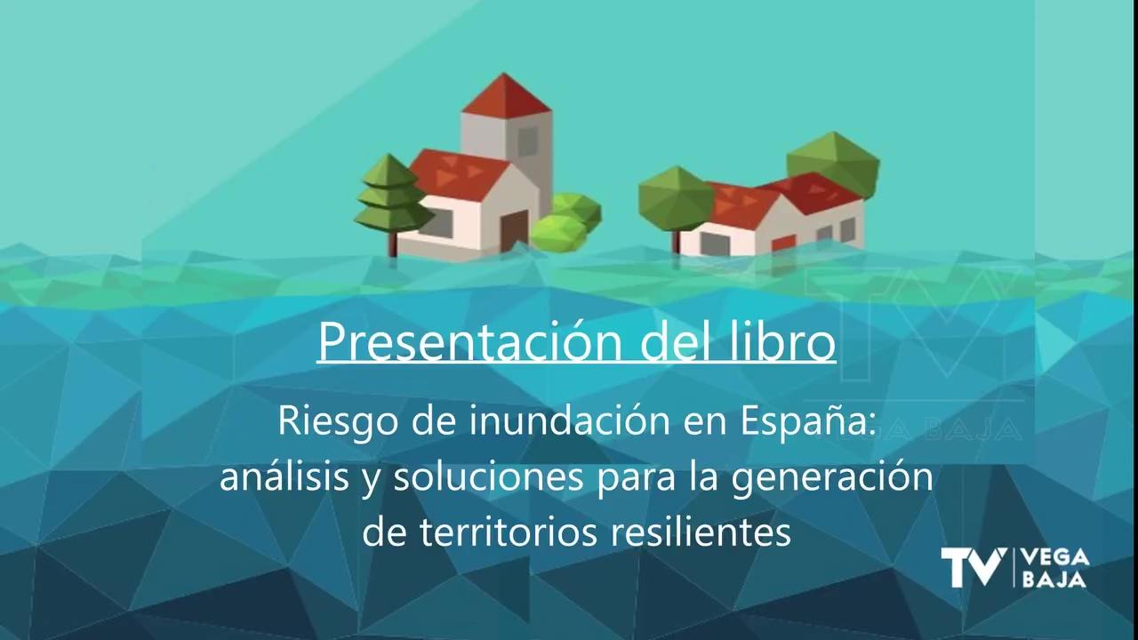 Presentación Libro Congreso Nacional del Agua Orihuela