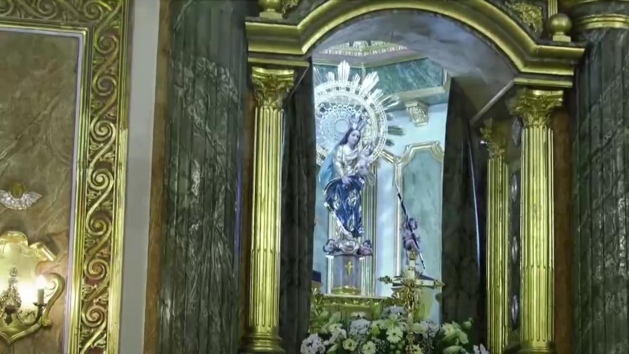 Misa Virgen del Pilar Los Montesinos