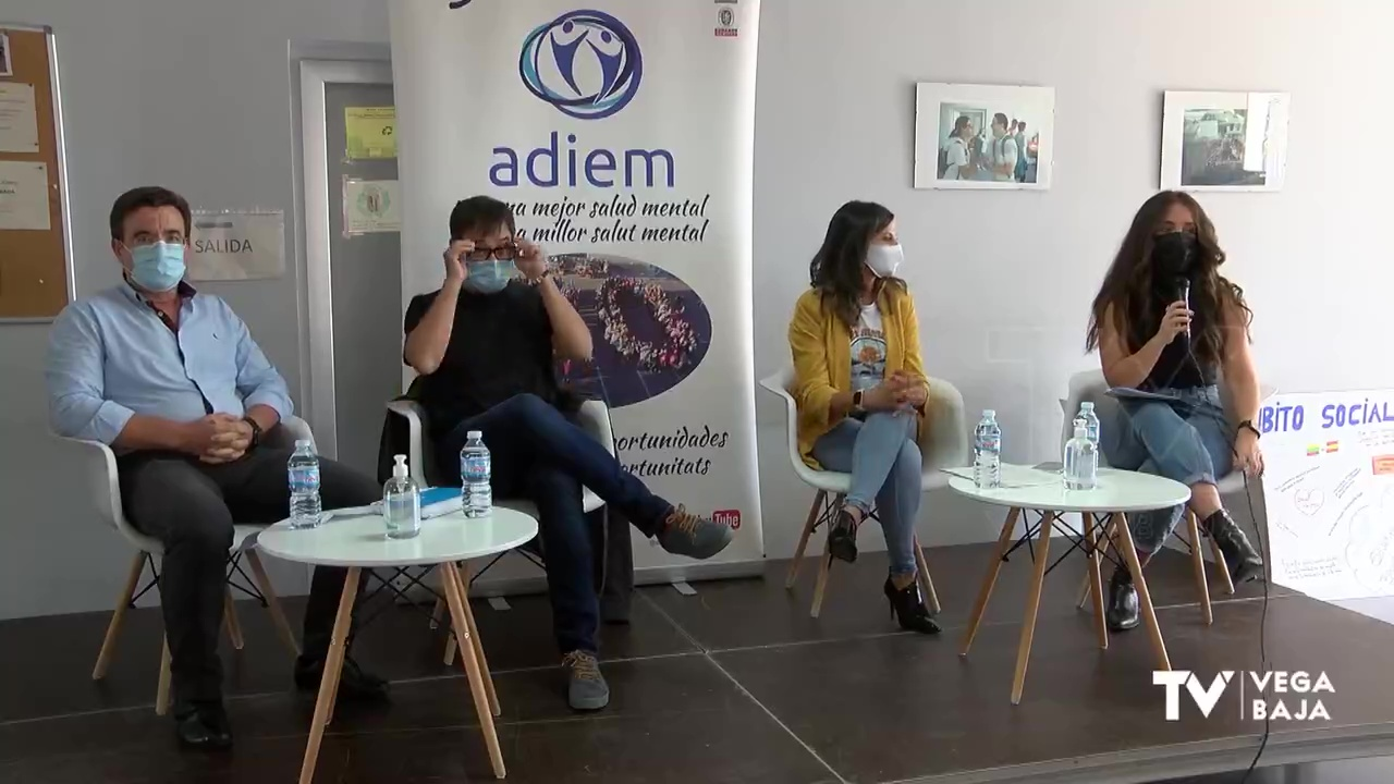 III Mesa Diálogo Social ADIEM