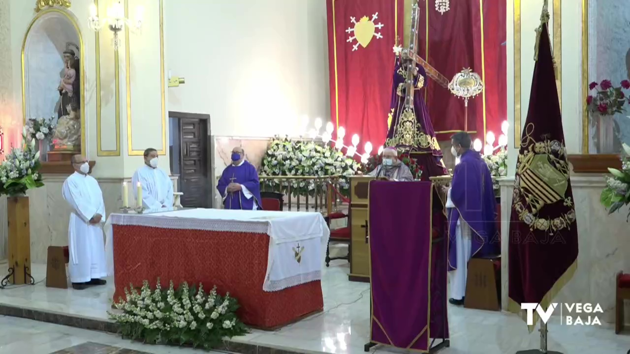 Misa Junta Mayor de Cofradías Orihuela