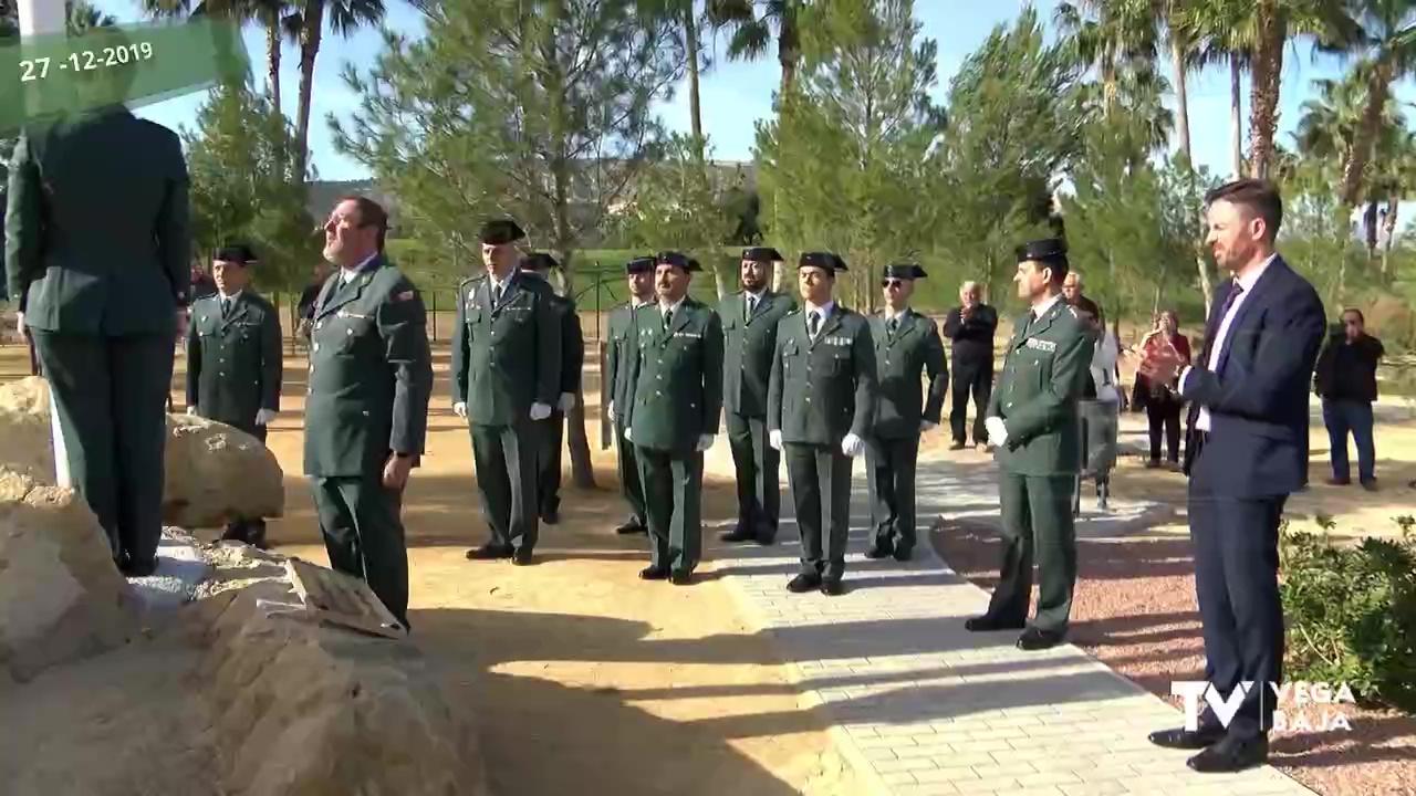 Inauguración Parque Guardia Civil Algorfa