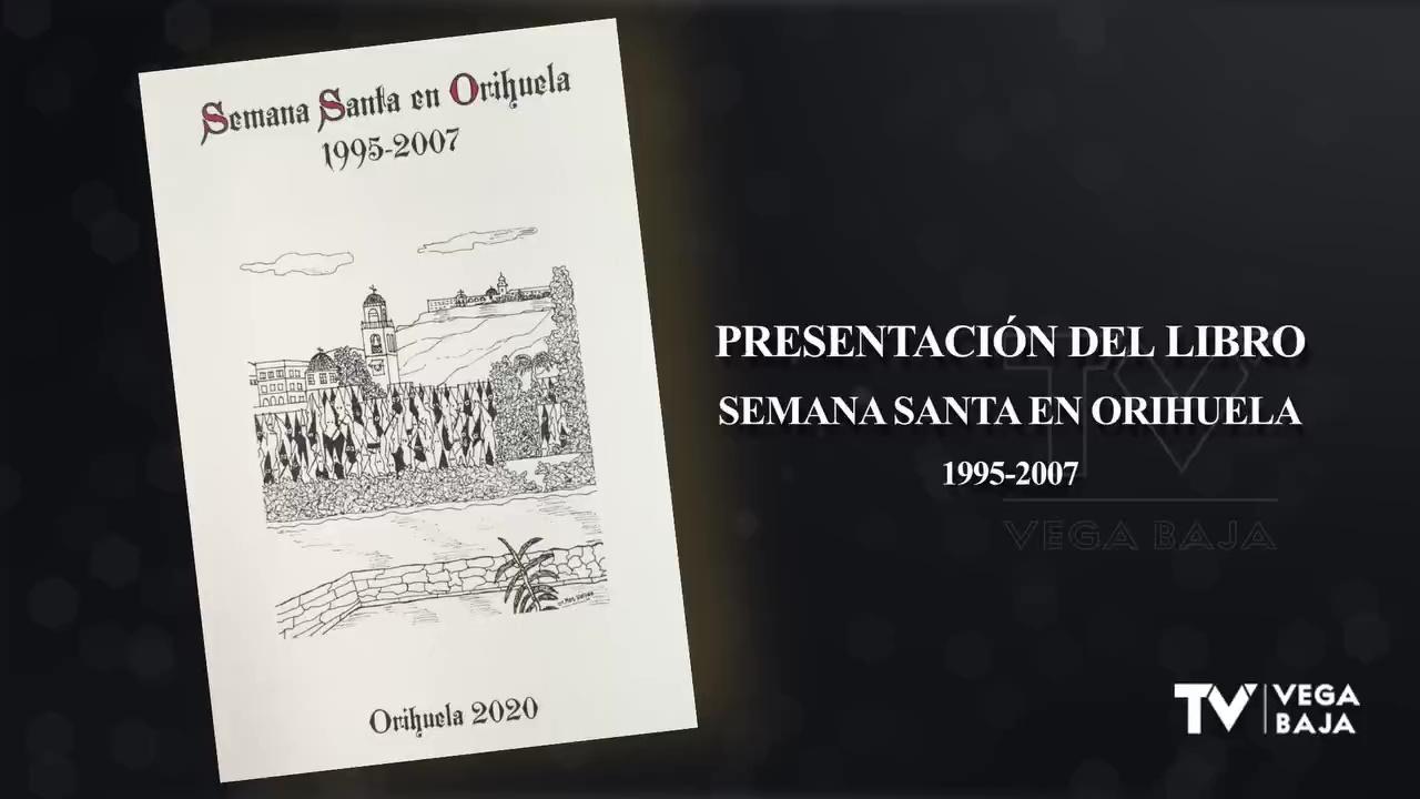 Presentación del libro Semana Santa de Orihuela