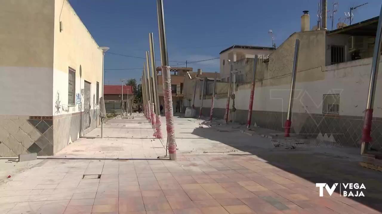 Reurbanización Parque de la Cruz San Bartolomé