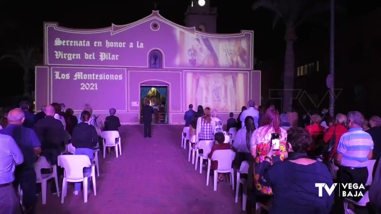 Serenata Virgen del Pilar - Los Montesinos