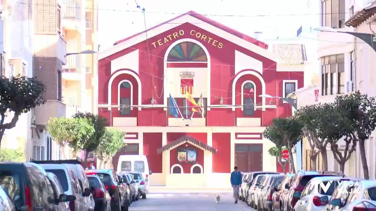 Programa 25: Teatro Cortés Almoradí