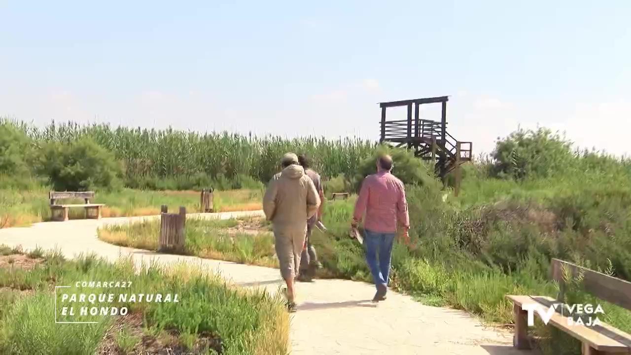 Programa 38: Parque Natural del Hondo