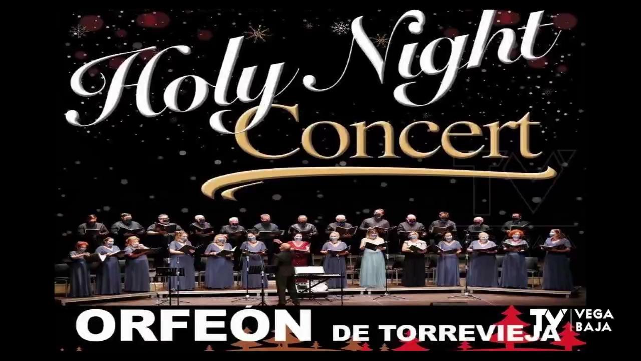 Concierto Orfeón de Torrevieja