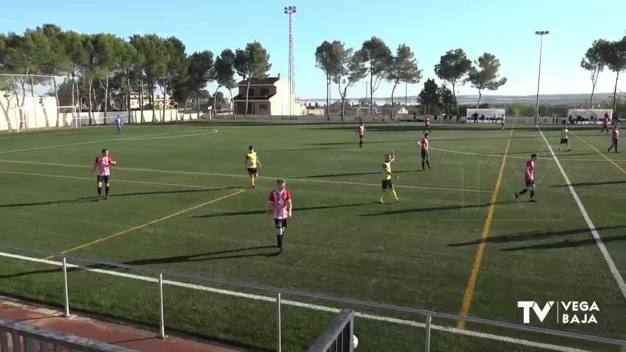 Partido CD Montesinos - CFP Orihuela Deportiva