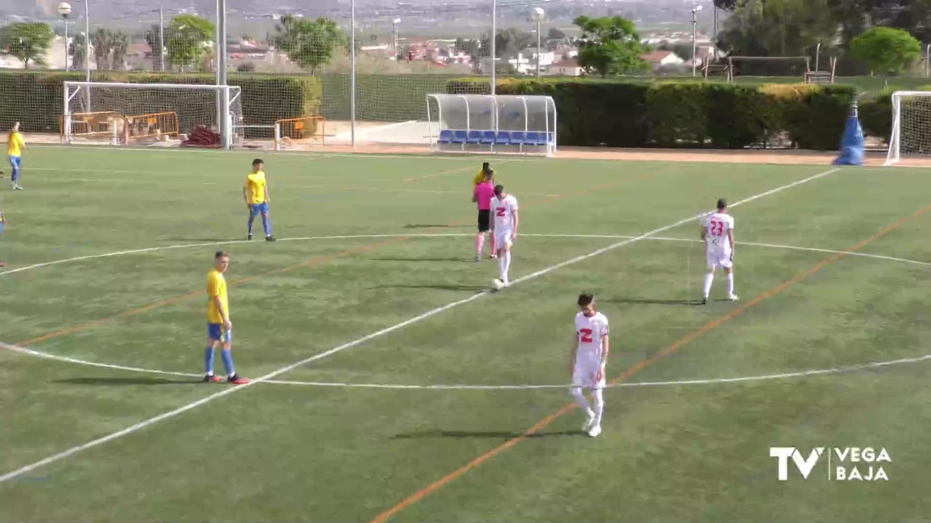 Partido Orihuela CFB - FB Redován