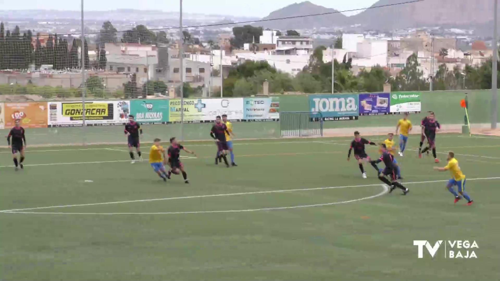 Partido Orihuela CF B - Benferri CF