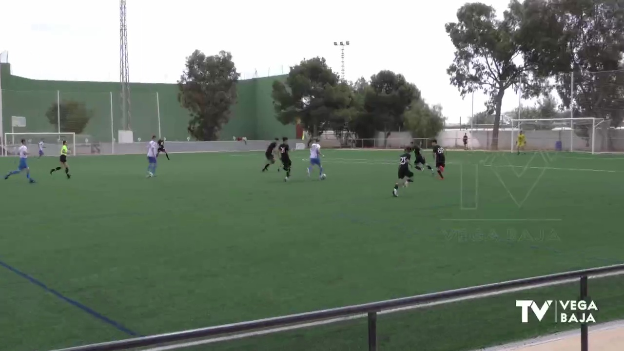 Partido Club Costa City - Torrevieja CF